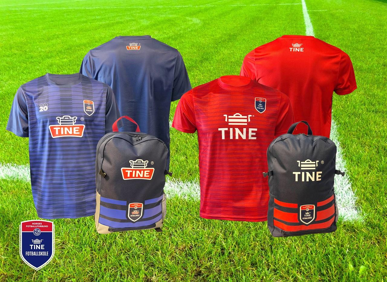 Hinnas Tine Fotballskole fulltegnet uke 25